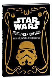 Star Wars Niezwykła galeria Kolorowanki antystresowe