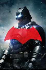Batman v Superman Batman Solo - plakat