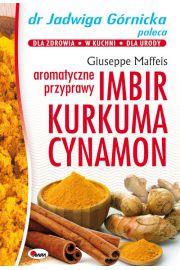 Imbir kurkuma cynamon aromatyczne przyprawy