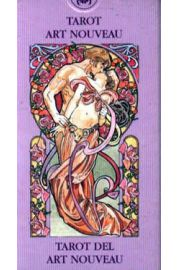 Tarot Art Nouveau - Primavera Tarot MINI