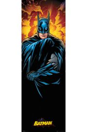 DC Comics Liga Sprawiedliwych Batman - plakat