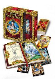 Zestaw Tarot Apokalypsis + książka