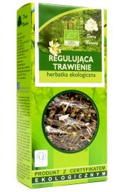 Herbatka Regulująca Trawienie Bio 50 G - Dary Natury