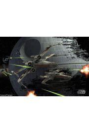 Star Wars Gwiezdne Wojny Gwiazda �mierci - plakat