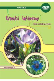 Uroki Wiosny - film relaksacyjny na DVD - Tomasz Wincek