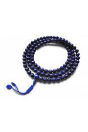 Japa mala - 108 pereł - lapis lazuli