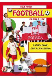 Football dla dzieci 7-11 lat. �amig��wki. Gra planszowa