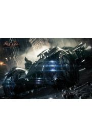Batman Arkham Knight Batmobile - plakat