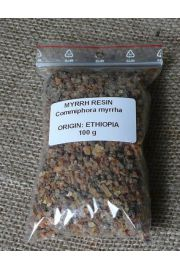 Mirra - Myrrh - opakowanie 100 gram