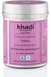 Maseczka ziołowa do zanieczyszczonej skóry Khadi