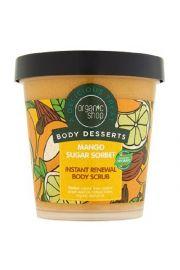 Odnawiający peeling do ciała Cukrowy sorbet Mango OS Organic Shop