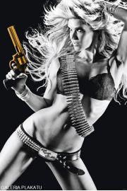 Femme Fatale - Dziewczyna z Pistoletem - plakat