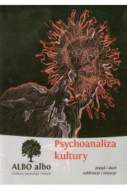Albo albo Psychoanaliza kultury
