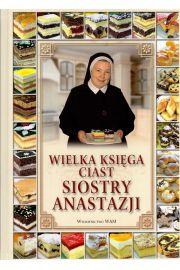 Wielka ksi�ga ciast siostry Anastazji