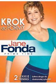 Jane Fonda. Krok do formy. Płyta DVD