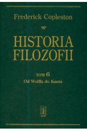 Historia filozofii. Tom 6. Od Wolffa do Kanta