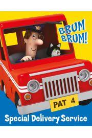 Listonosz Pat Brum Brum - plakat