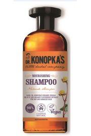 Odżywczy Szampon Dr.Konopka - Certyfikat Vegan