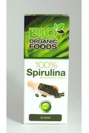 100% Spirulina Platensis 30g, 150 tabletek