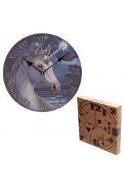 Lisa Parker zegar jednorożec