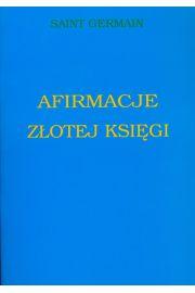 Afirmacje złotej księgi, oprawa broszurowa
