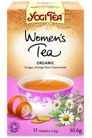 Herbatka Dla Kobiet Bio (17 X 1,8 G) - Yogi Tea