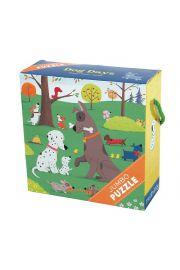 Mudpuppy Puzzle JUMBO - 25 elementów Pieski