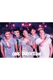 One Direction Scena - plakat