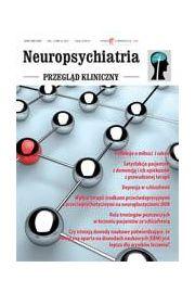 Neuropsychiatria. Przegląd Kliniczny NR 4(11)/2011