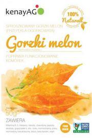 Gorzki melon, przepękla ogórkowata, sproszkowany owoc 50 g