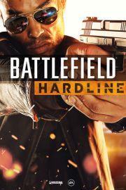 Battlerfield Hardline Cover - plakat