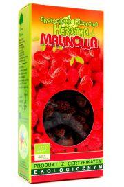 Herbatka Malinowa Bio 80 G - Dary Natury