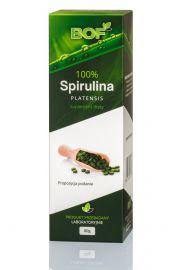 100% Spirulina 80g, 400 tabletek