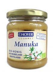 Miód Manuka Bio 250 G - Hoyer