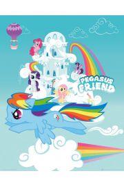 My Little Pony Pegasus Friend - plakat