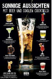 Drinki - plakat