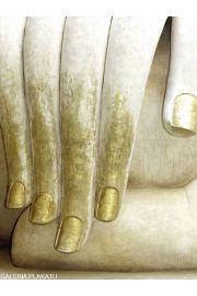Ręka Buddy - reprodukcja