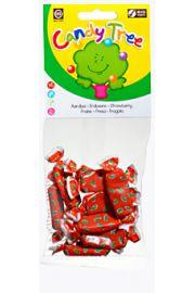 Cukierki O Smaku Truskawkowym Bezglutenowe Bio 75 G - Candy Tree