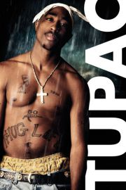 Tupac Rain - plakat