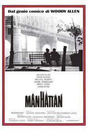 Manhattan Woody Allen - plakat