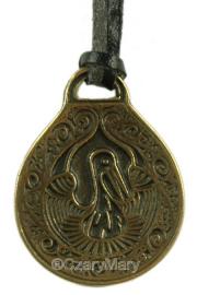 Bocian (Aist), amulet s�owia�ski