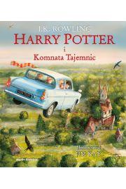 Harry Potter i Komnata Tajemnic. Wydanie ilustrowane