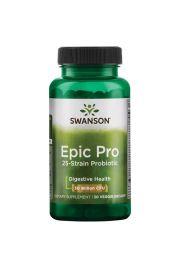 Swanson Epic Pro 25 szczepów 30 bilonów CFU 30 kaps.