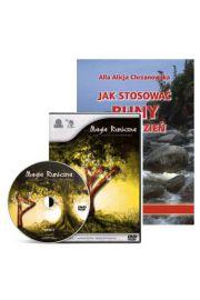Zestaw Książka Jak stosować runy na co dzień + Film DVD