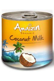 Mleczko Kokosowe (17% Tłuszczu) Bio 200 Ml - Amaizin