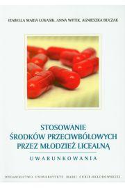 Stosowanie środków przeciwbólowych przez młodzież licealną