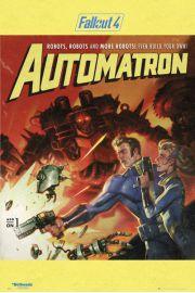 Fallout 4 Automatron - plakat