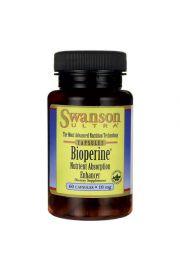 Swanson Bioperine (ekstrakt z pieprzu) 10mg 60 kaps.