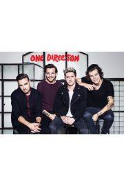One Direction Stools - plakat