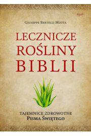 Lecznicze rośliny Biblii. Tajemnice zdrowotne...